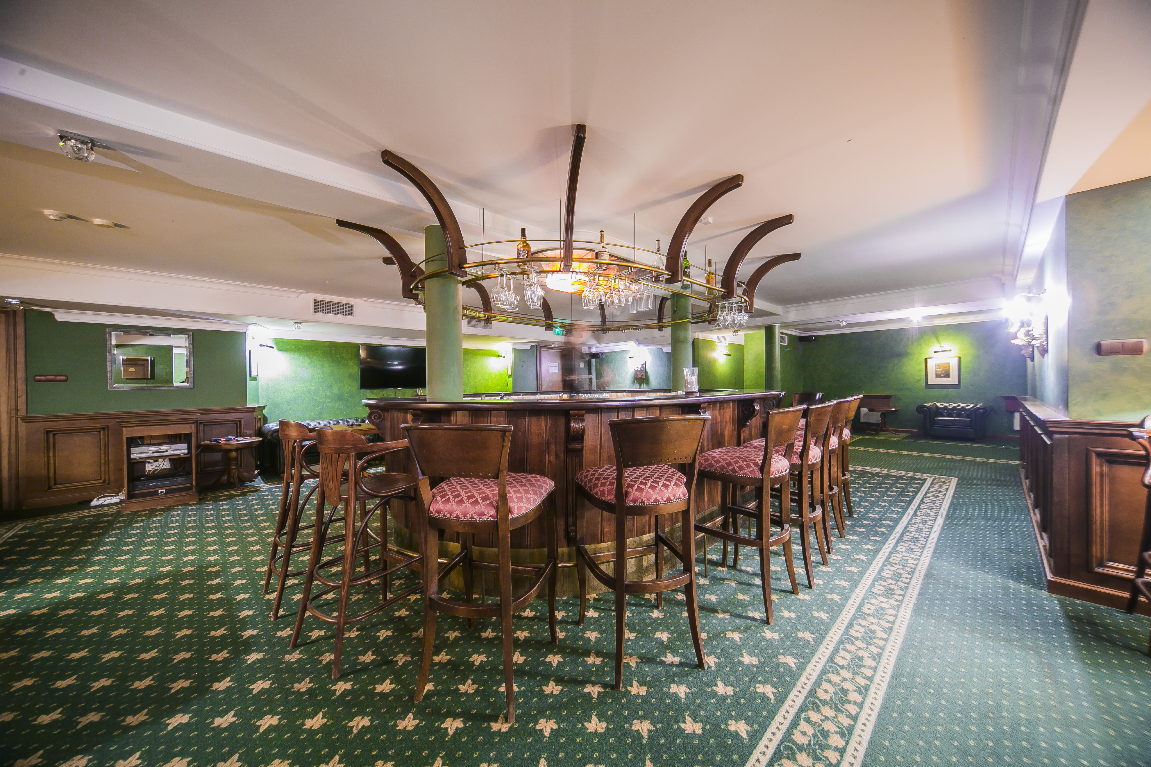 bar w hotelu